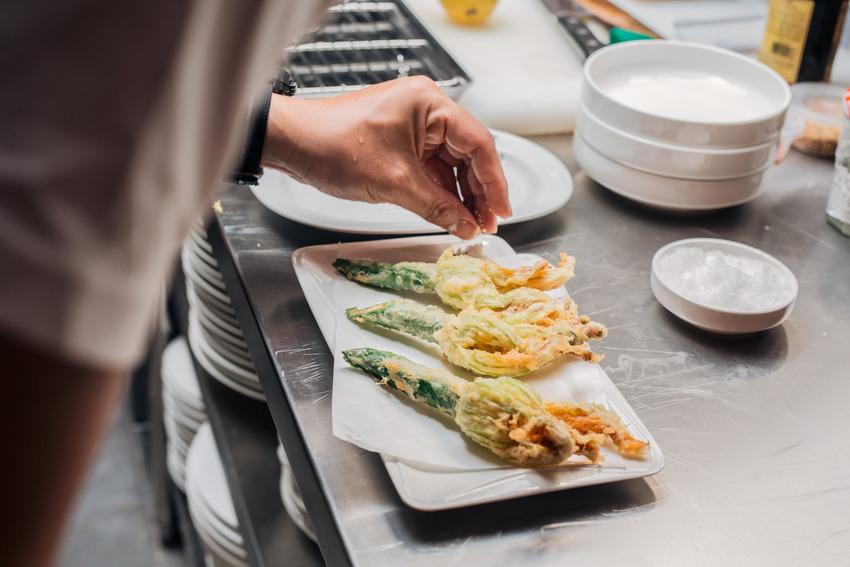 Chuỗi nhà hàng Ý  Bar Cicheti đặc biệt quan tâm đến vấn đề lãng phí thực phẩm không đạt chuẩn