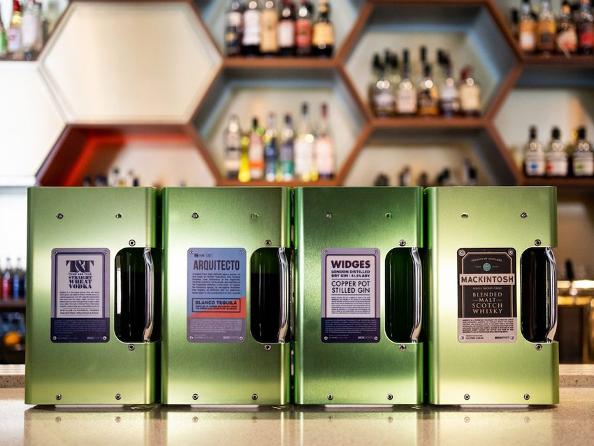 EcoSPIRITS có thể giúp giảm thiểu lượng rác thủy tinh và khí thải carbon trong sản xuất rượu mạnh - tin tức R&D