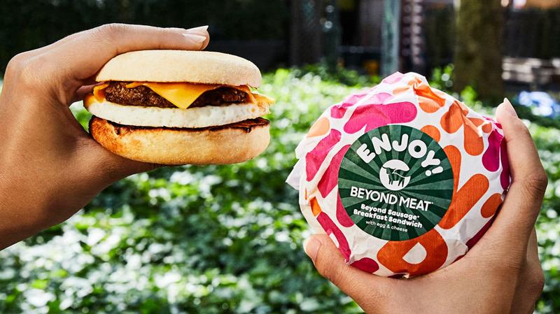 Beyond Meat hợp tác cùng nhiều thương hiệu F&B trong nghiên cứu các loại thực phẩm FMCG với thịt từ protein thực vật