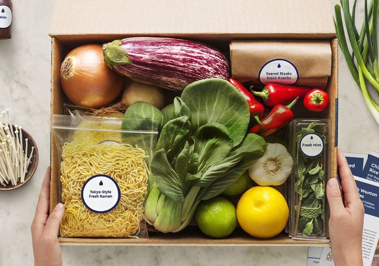 Theo tin tức R&D, người tiêu dùng sẽ dần chuyển sang tiêu thụ thực phẩm được giao tận nhà
