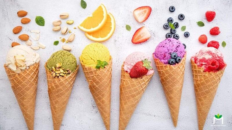 Hương ngọt không bao giờ vắng mặt trong danh sách xu hướng hương vị của năm