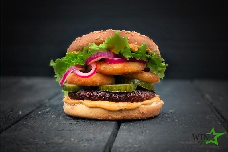 Whopper chay được tạo ra dưới sự hợp tác của Unilever và Burger King